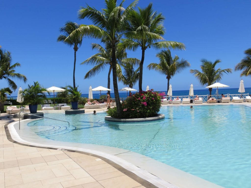Mauritius Holidays Hotel Pool