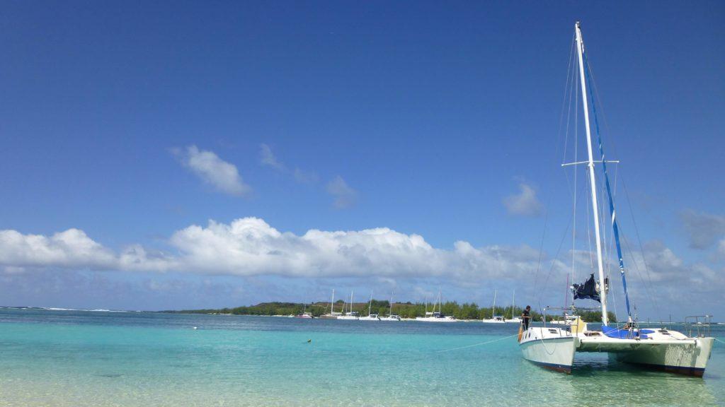 Mauritius Holidays Catamaran