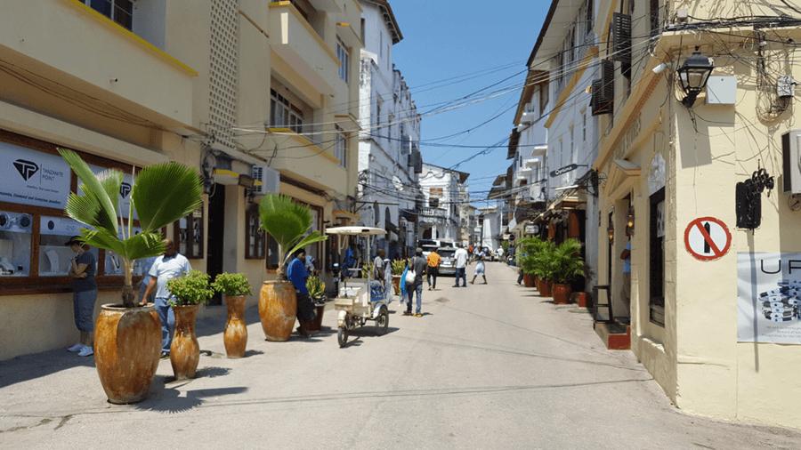Zanzibar Honeymoon Stone Town