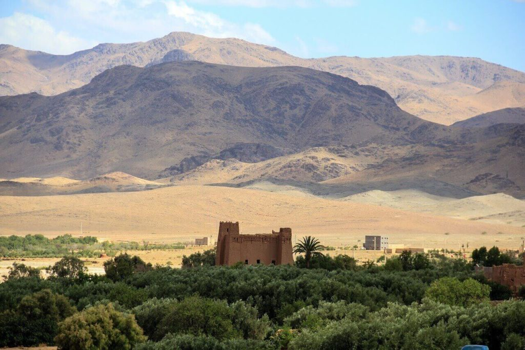 Atlas Mountains Trekking