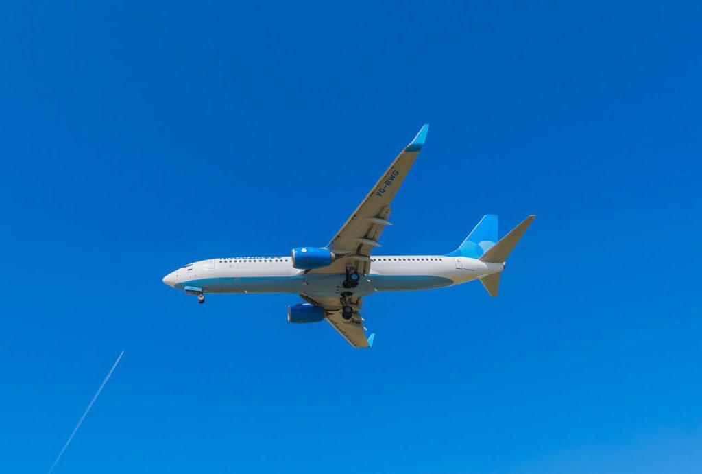 Arrival Airline Flight