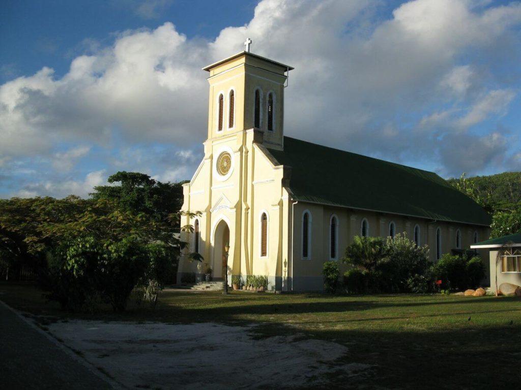 Seychelles Holidays Church