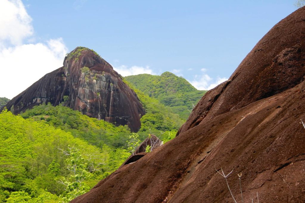 Seychelles Holidays Rock National Park