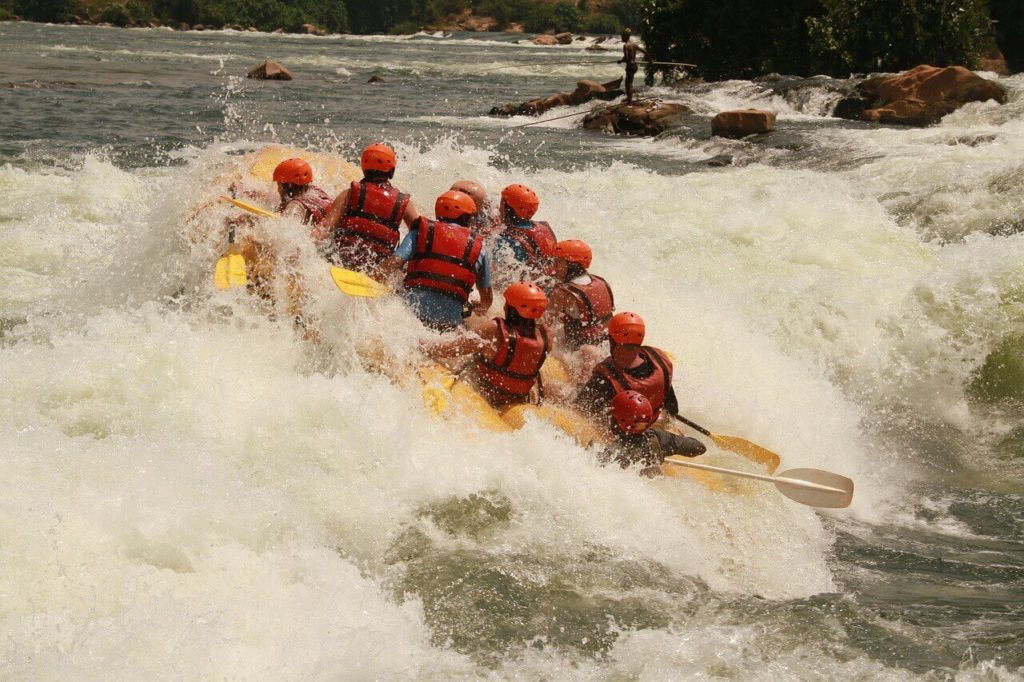 Top Things To Do in Victoria Falls River Rafting