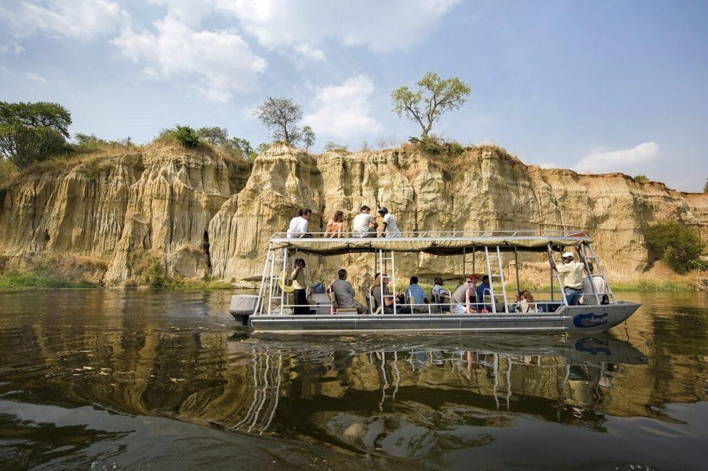 African Safari Murchison National Park