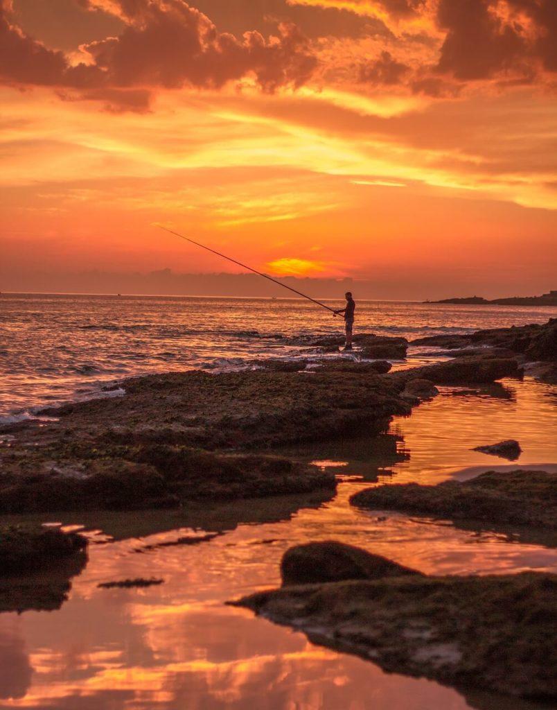 Agadir fishing