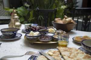 Morocco Holidays Dining and Drinking