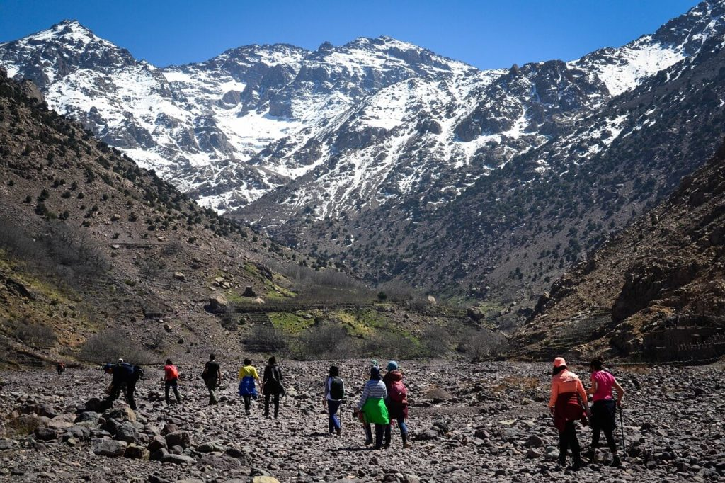 Morocco Holidays Hiking and Trekking