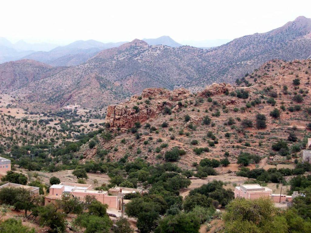 Morocco Holidays Tafraoute
