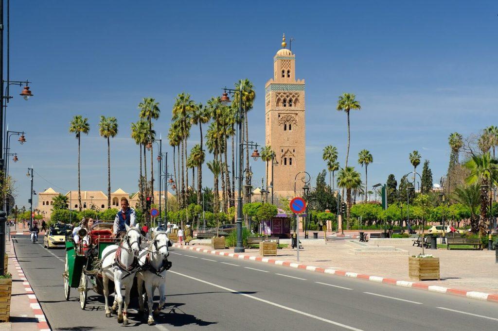 Marrakech Holidays Koutoubia Moschee