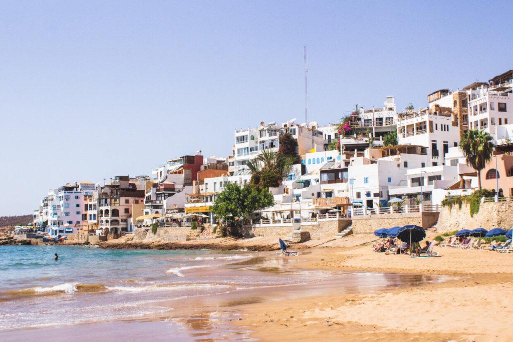 Morocco Holidays Agadir Beach