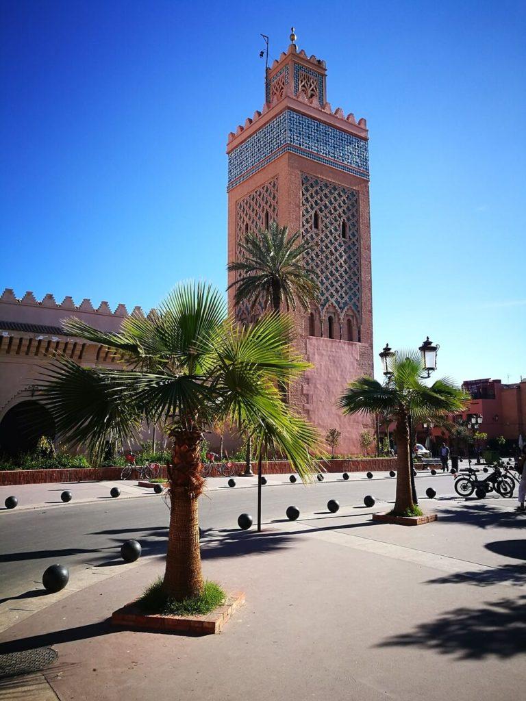 Morocco Holidays Koutoubia Moschee