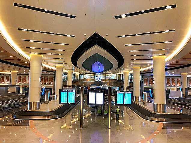 Julius Nyerere International Airport Terminal 3