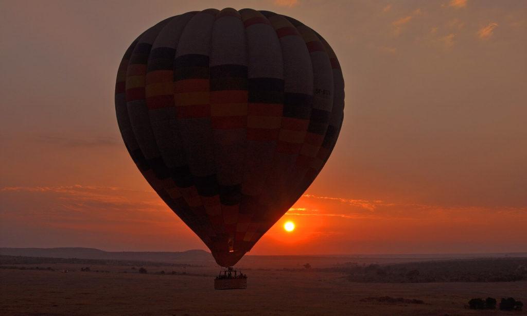 Kenya_Safari Balloon Ride