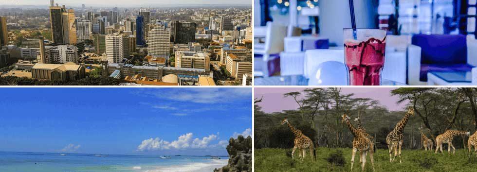 Kenya Safari & Holidays