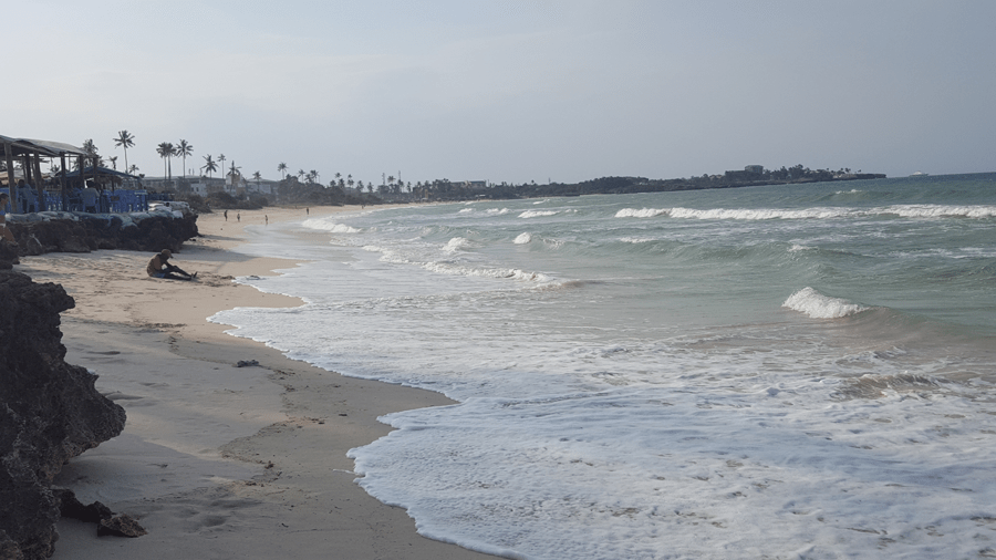 Kunduchi Beach in Dar Es Salaam