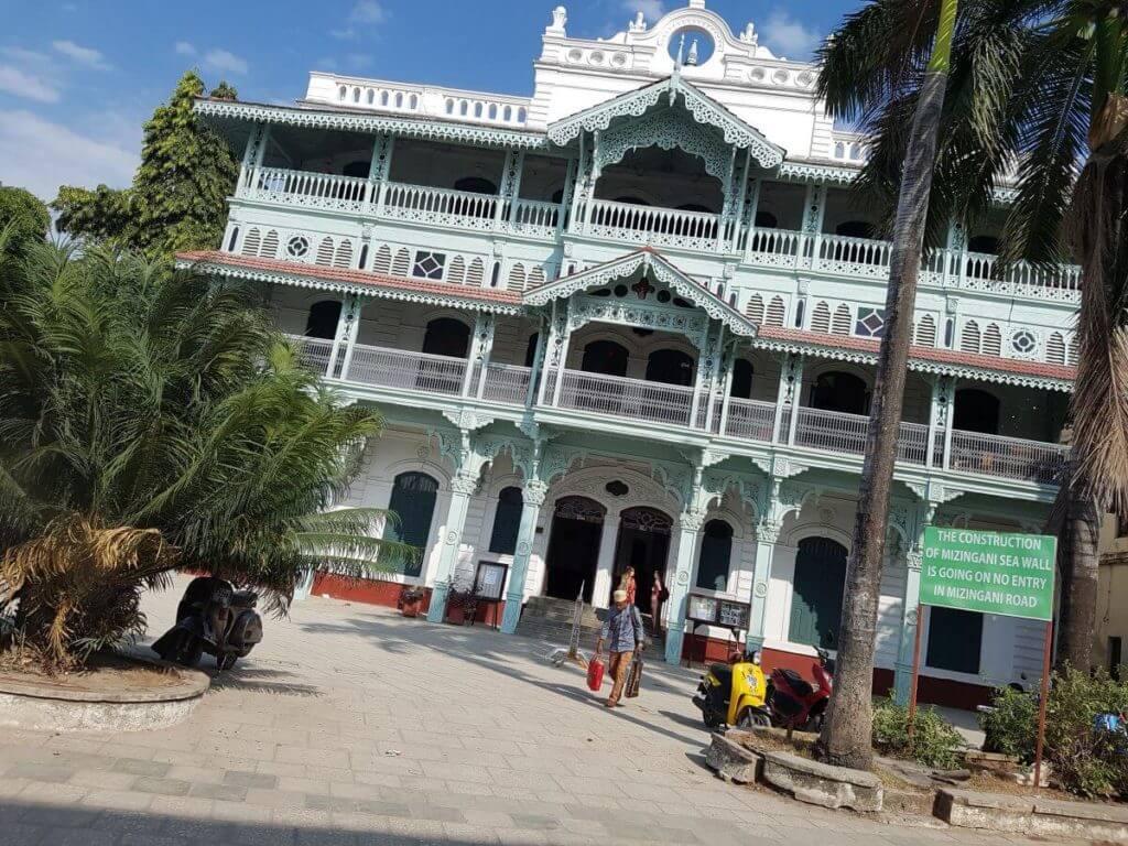 Old Dispensary Zanzibar