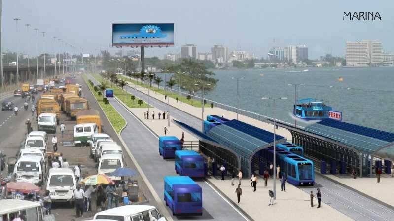 Lagos, Nigeria BRT