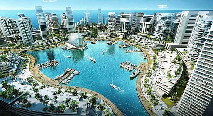 Nigeria Holidays and Travel Guide - Eko Atlantic City