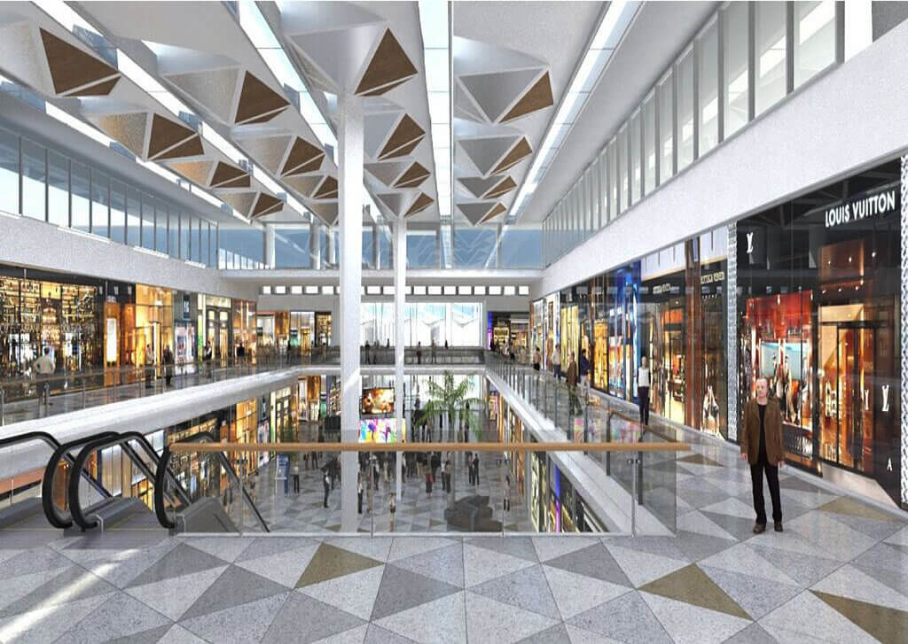 Nigeria Holidays and Travel Guide - Eko Atlantic City - Shopping Mall