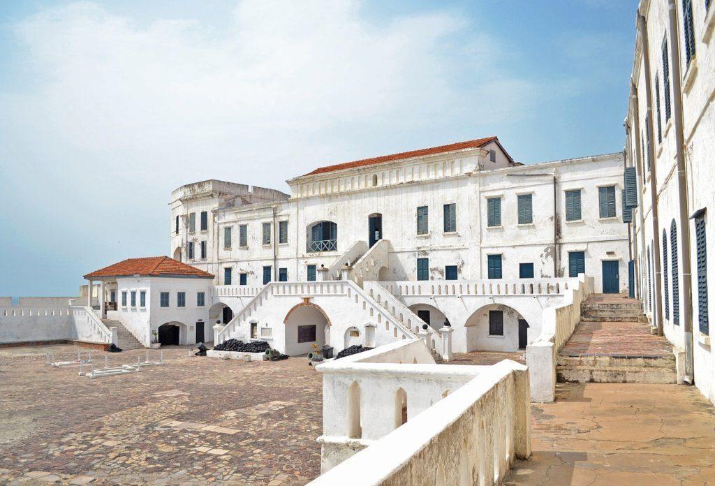 Ghana Travel Cape Coast Castle