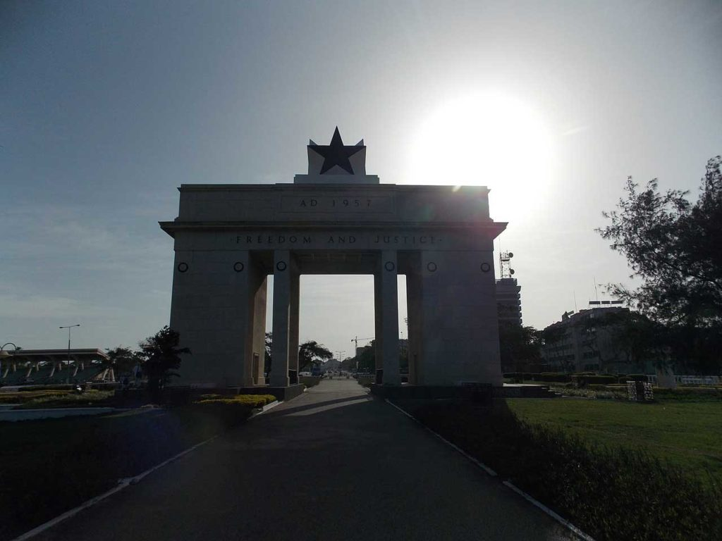 Ghana Travel and Holidays Guide Black Star Monument, Accra