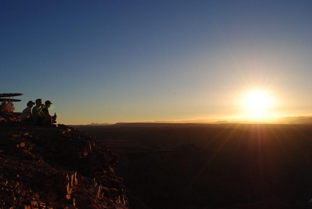 Namibia Safari and Holidays Fish River Canyon