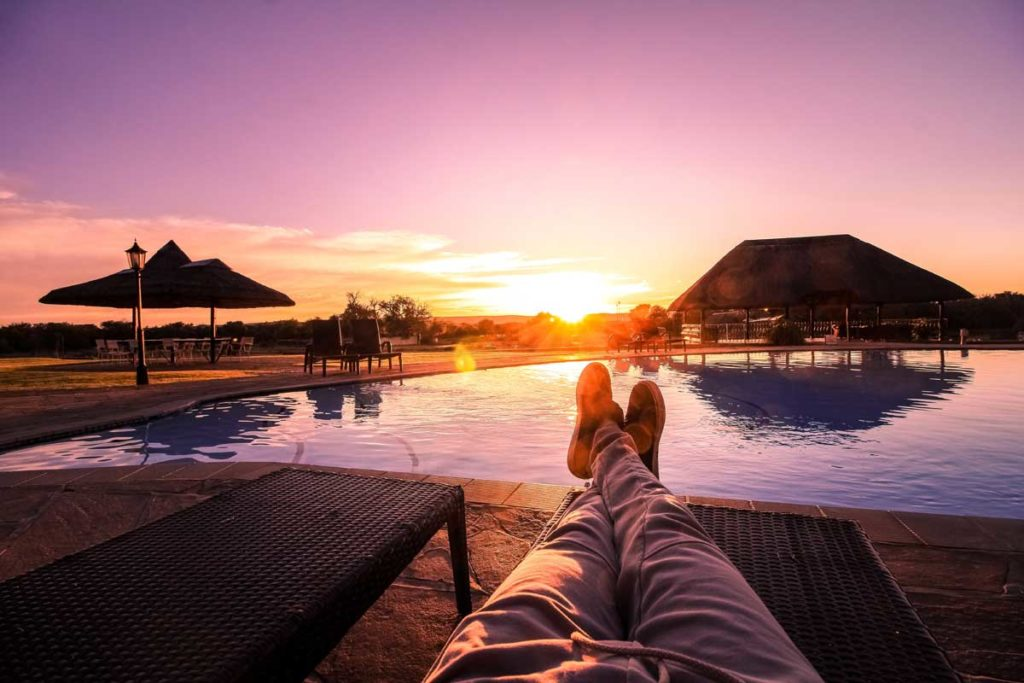 safari to Namibia holidays lodge