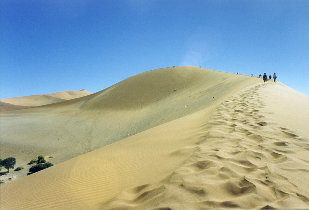 Namibia Safari Holidays Sossusvlei