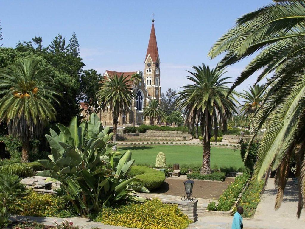 Namibia Holidays Windhoek City Break