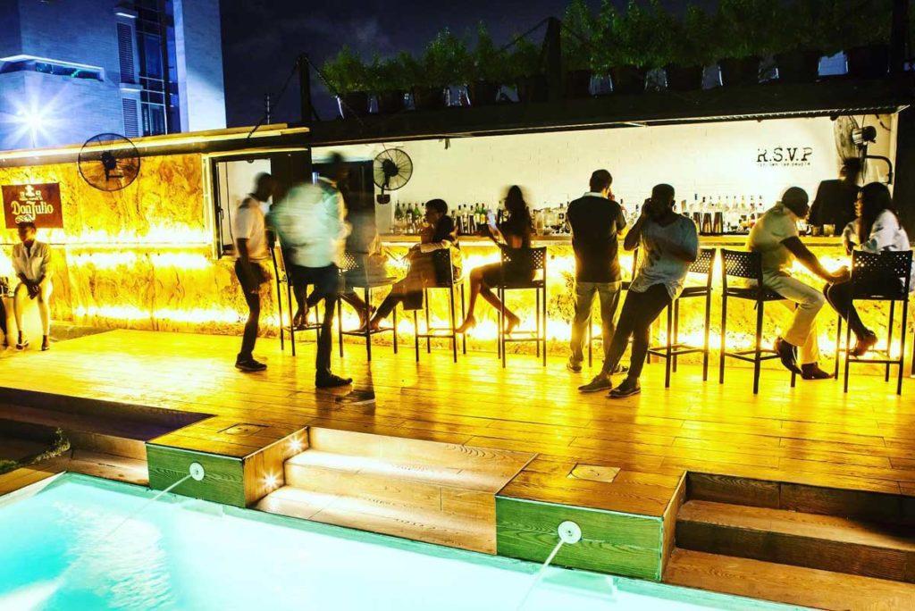 Dining and Drinking, Lagos Nigeria