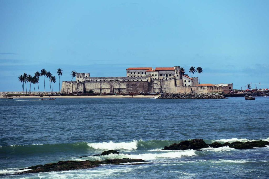Ghana Travel St George's Castle