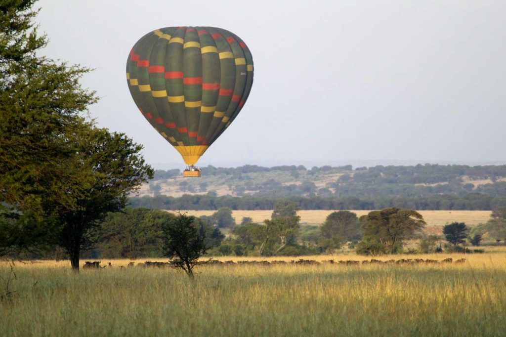 Tanzania Safari Balloon Ride-35077
