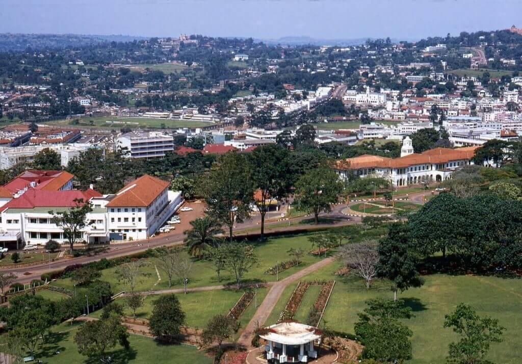 Kampala City - Uganda Safari