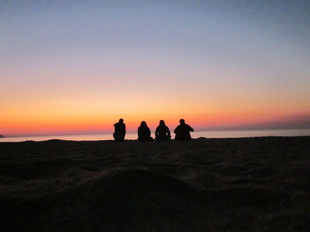 Sunset On Lake Malawi  - Malawi Holidays