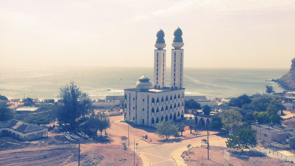 Senegal Holidays and Travel Guide - Fisherman Mosque