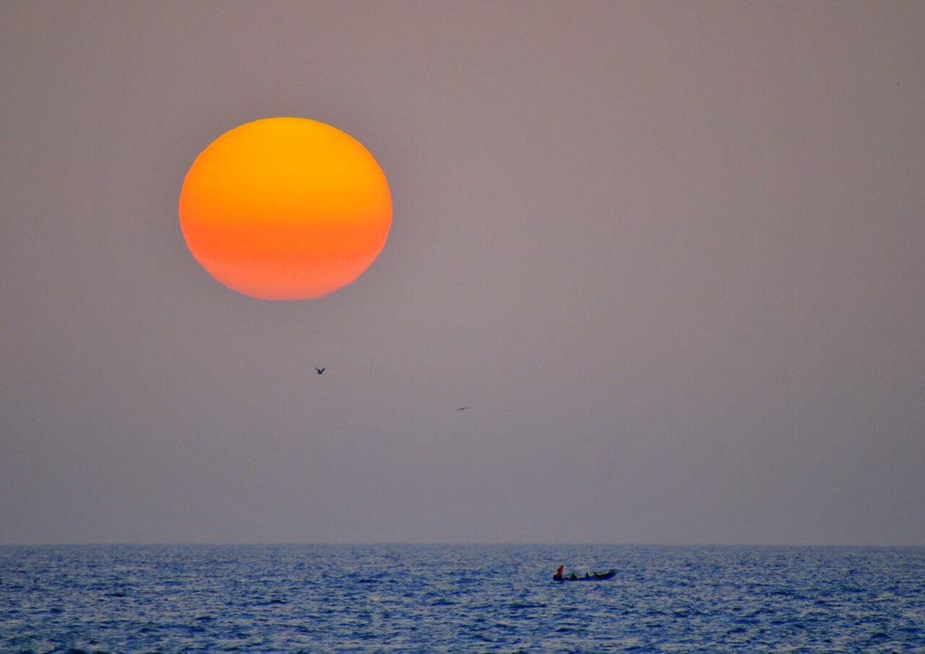 Senegal Holidays Sunset