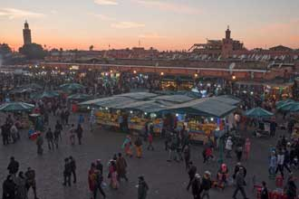 Best Attractions in Marrakech