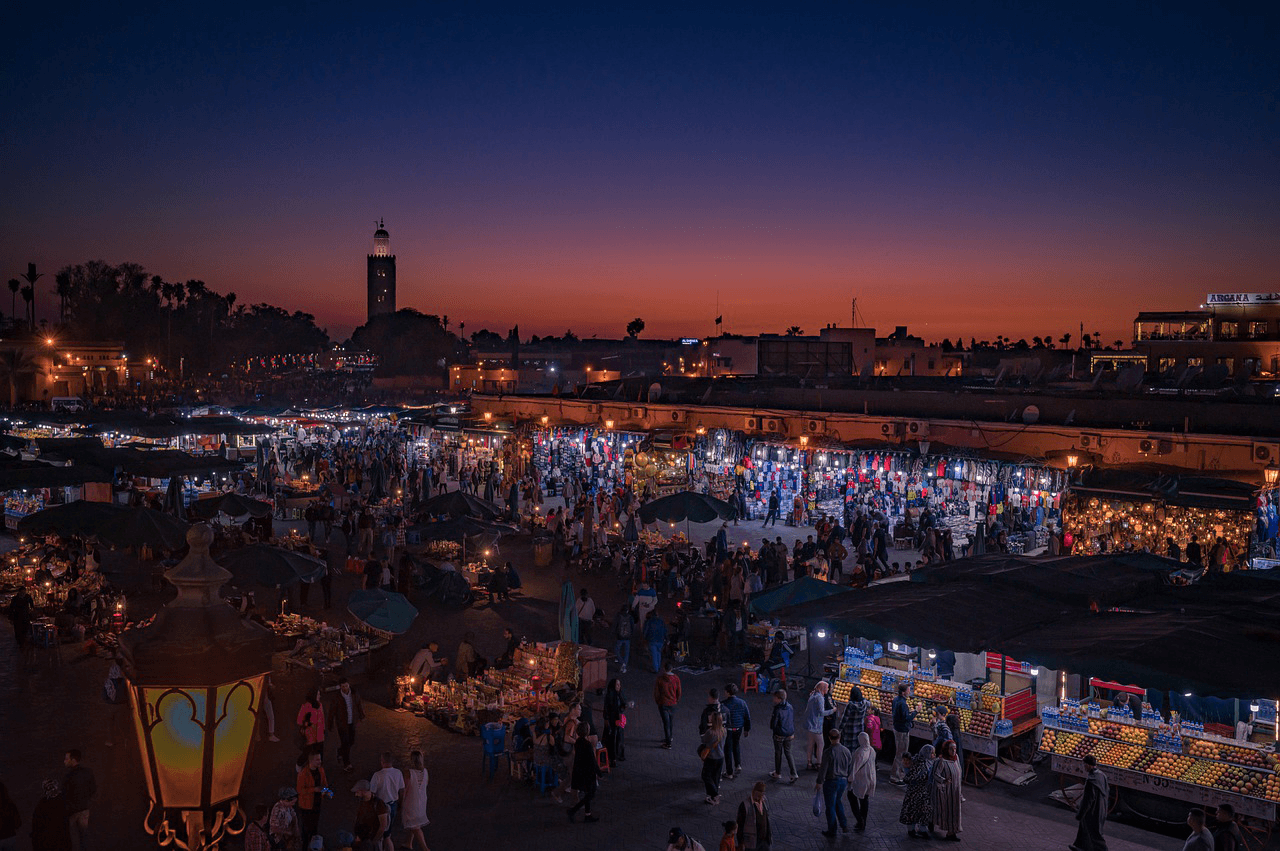 Jemaa El Fna Square - Things to Do in Marrakech