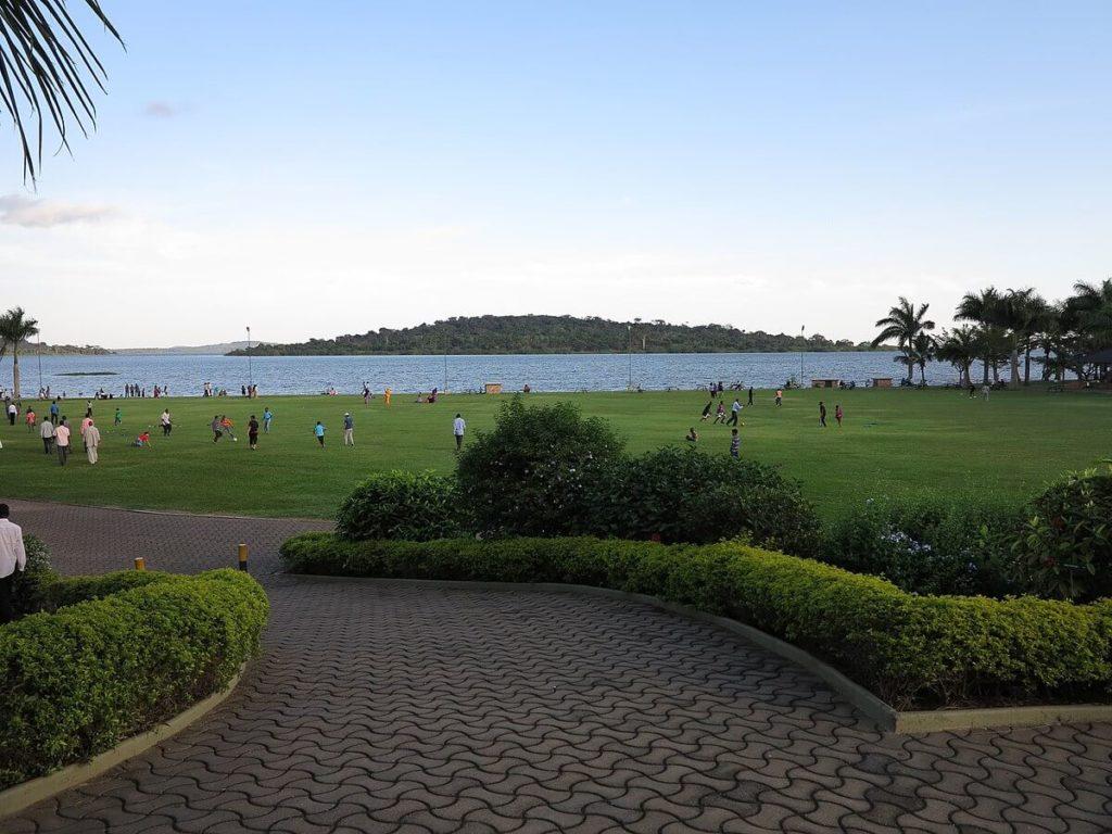 Uganda Safari - Victoria Sea