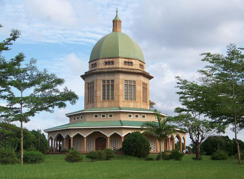 Uganda Safari - Bahai Temple