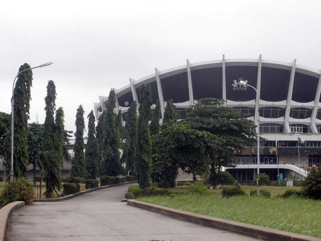 National Arts Theatre Lagos Nigeria