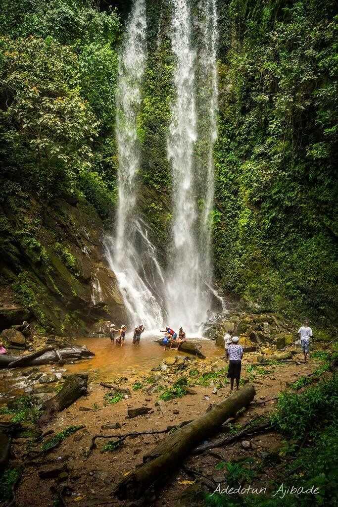 Erin Ijesha Waterfall / Olumirin Falls