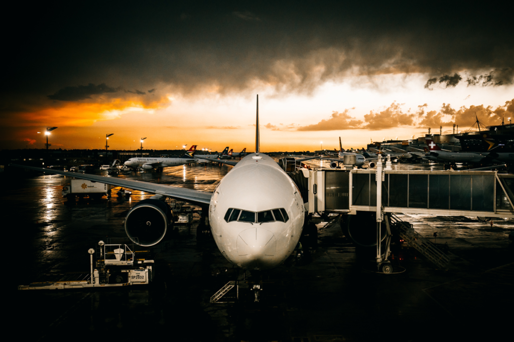 Africa's Low-Cost Airlines- Tambo-International-Airport, Johannesburg