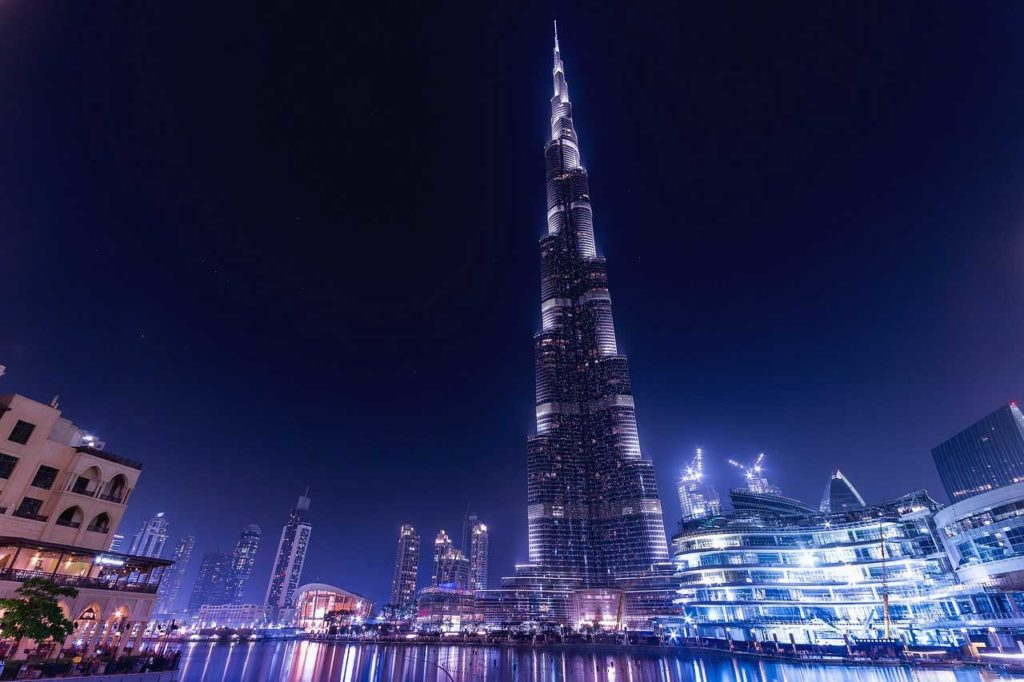 Burj Khalifa - Things to Do in Dubai