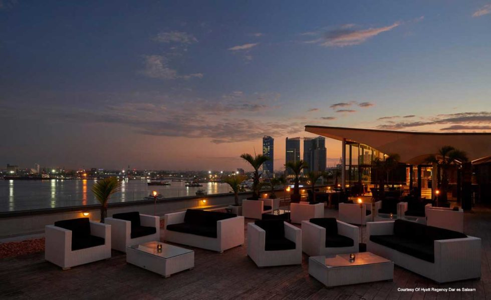 The Top 16 Bars In Dar es Salaam