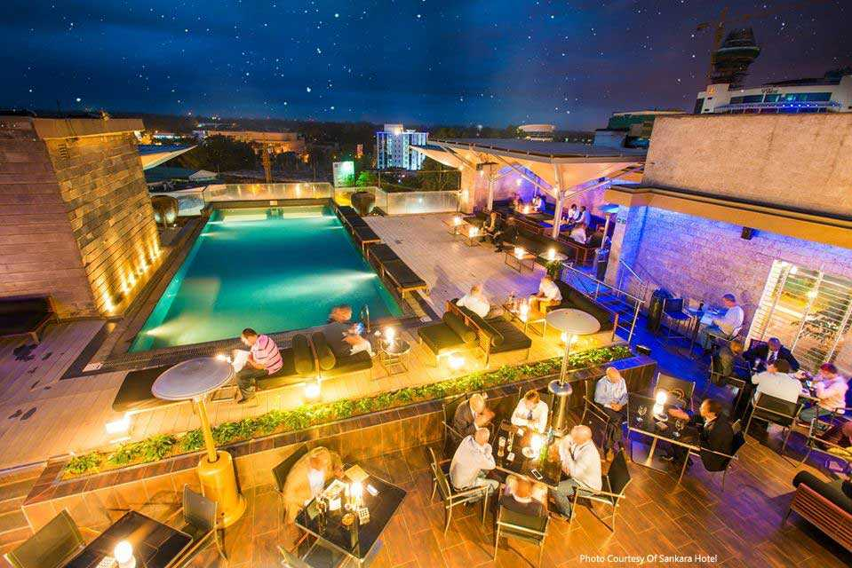 Sarabi Rooftop Bar - 10 Best Nairobi Bars