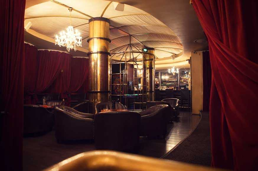 Mavericks Gentlemen's Club - Cape Town Bars