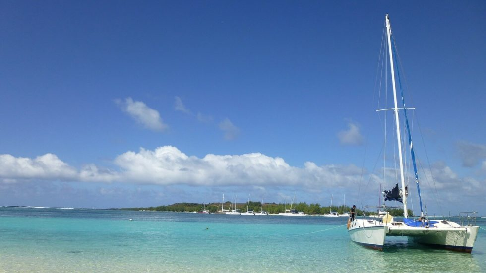 Catamaran Cruise - Things to Do in Mauritius