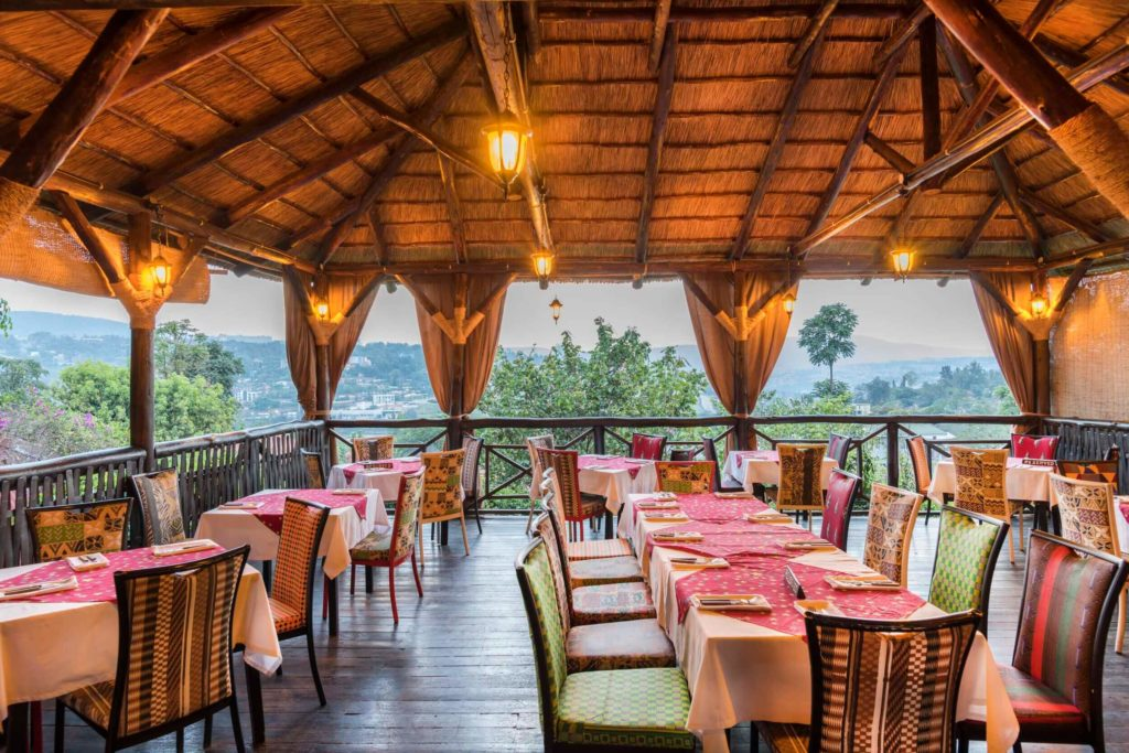 Repub Lounge - Restaurants In Kigali